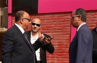 محافظ القاهرة يمنح رئيس حي السلام مهلة 48 ساعة لرفع كفاءة شارعين خلال جولة مفاجئة