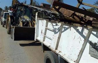 ضبط 207 مخالفات مرافق و65 تموينية في حملة بسوهاج