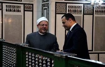 """مفتى الجمهورية يكشف أسرار حب الرسول للمصريين في حلقة الثلاثاء من """"أخبار مصر"""""""