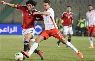 بعد 60 دقيقة.. مصر تتقدم على تونس 2-1 في التصفيات الإفريقية