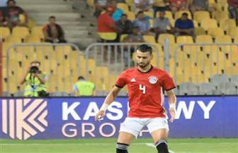 باهر المحمدي يتقدم لمصر على تونس