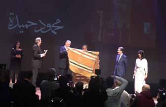 محمود حميدة يخطف الأنظار في افتتاح مهرجان الرباط لسينما المؤلف | صور