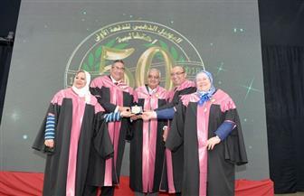 طب المنصورة تحتفل بمرور 50 عاما على تخرج أول دفعة