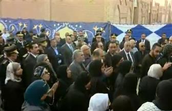 مصر تودع الشهيد العقيد ساطع النعماني| صور