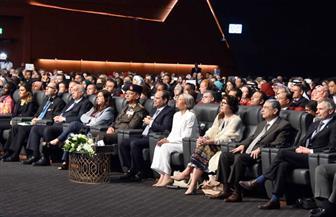 الرئيس السيسي يصل قاعة مؤتمرات شرم الشيخ لافتتاح مؤتمر الأطراف للتنوع البيولوجي
