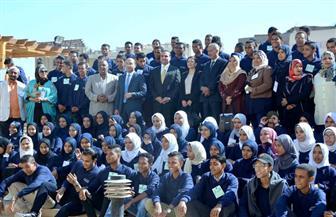 افتتاح برنامج دعم وتطوير التعليم الفني والتدريب المهني بمكتبة مصر العامة بالأقصر| صور