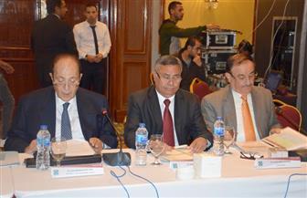 رئيس المجلس العربي للمياه: الوضع المائي لا يتحسن في المنطقة العربية بسبب الزيادة السكانية | صور