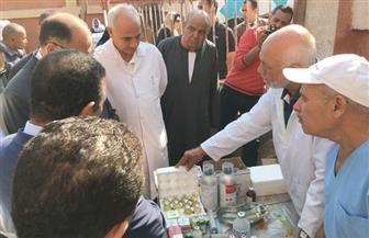"""تعاون بين """"بحوث التناسليات"""" و""""مصر الخير"""" لرفع قدرات العاملين بالوحدات البيطرية"""
