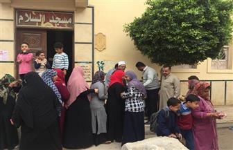 أوقاف الإسكندرية توزع 6 أطنان من اللحوم على المحتاجين بمناسبة المولد النبوي | صور