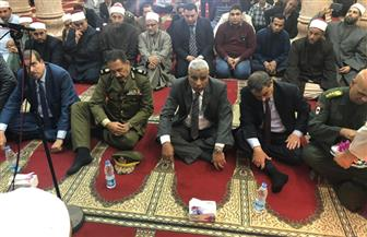 أوقاف كفرالشيخ تحتفل بالمولد النبوي الشريف بمسجد الملك | صور