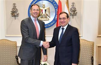 مسئول أمريكي في لقائه بالملا: واشنطن تسعى لتعزيز التعاون بمشروعات الغاز بشرق المتوسط