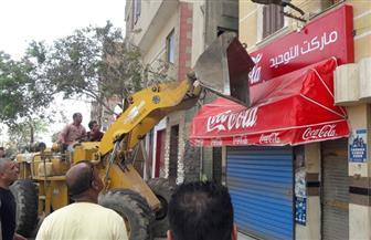 مرافق القاهرة تنفذ 1673 إزالة إدارية وحملات لإعادة الانضباط للشوارع | صور