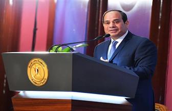 كلمة الرئيس السيسي خلال الاحتفال بالمولد النبوي الشريف | نص كامل