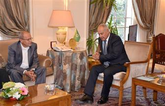 أبو الغيط يؤكد ثقته الكاملة في الإرادة الصلبة للشعب الفلسطيني