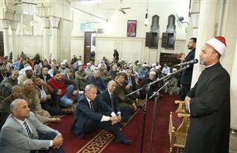 محافظ قنا يشهد احتفال مديرية الأوقاف بذكرى المولد النبوي | صور