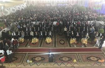 """أمانة """"مستقبل وطن"""" ببدر تنظم احتفالية بمناسبة المولد النبوي"""