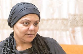 """زوجة الشهيد ساطع النعماني لـ""""بوابة الأهرام"""": 25 يناير يمثل التضحية التي رأيتها في زوجي وكل رجال الشرطة"""