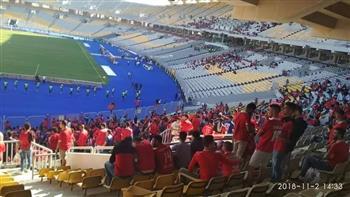 فتح أبواب إستاد برج العرب أمام جماهير الأهلي لحضور النهائي الإفريقي