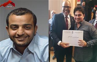 اتحاد عمال مصر يكرم مدحت عاصم ويوسف جابر من الأهرام