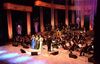 مشاهد مميزة في حفل افتتاح مهرجان الموسيقى العربية | صور