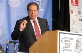 أبو العينين يدعو لإنشاء معهد عالمي يضم كل الأديان لتصحيح المفاهيم الخاطئة ونشر التسامح   فيديو
