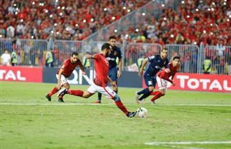 الدقيقة 77.. وليد سليمان يحرز الهدف الثالث للأهلي