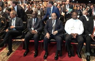 وزير التنمية المحلية يشارك في أعمال القمة الثامنة للمدن والحكومات الإفريقية