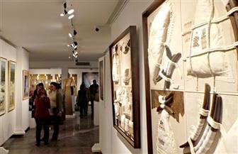 """جاليري """"ضي"""" يشارك بمعرضين في النحت والتصوير بـ""""القاهرة للكتاب"""""""