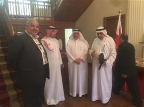 إقبال على الانتخابات البحرينية بسفارة المملكة في القاهرة.. والسفير: الجالية تقدر بنحو 1500 مواطن | صور