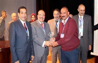انطلاق فعاليات المؤتمر الدولي العاشر للجيوفيزياء بجامعة طنطا | صور