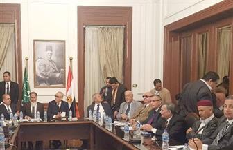 """فوز """"الهضيبي"""" و""""منصور"""" بمنصب نواب رئيس حزب الوفد.. و""""الجمال"""" أمينا للصندوق"""