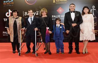 وصول وزيرتي الثقافة والتضامن دار الأوبرا لحضور حفل افتتاح مهرجان القاهرة السينمائي