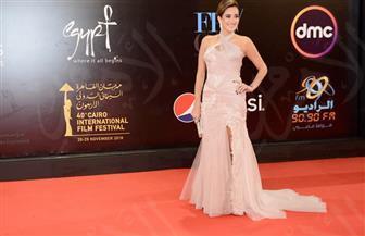 توافد نجوم الفن على حفل افتتاح مهرجان القاهرة السينمائي |صور