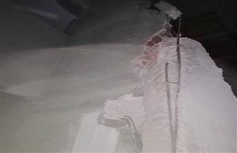 إصابة 3 أشخاص في انهيار سقف عقار قديم شرق الإسكندرية
