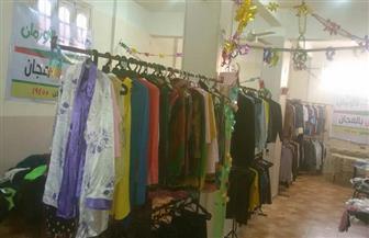 """""""مستقبل وطن"""" ينظم معرض ملابس شتوية مجانا للأسر الأكثر احتياجا بالإسماعيلية"""