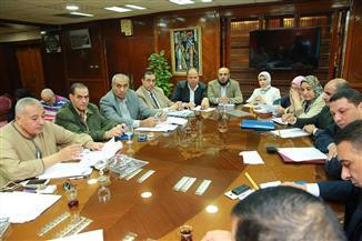 محافظ كفر الشيخ يبحث مشكلات وطلبات المواطنين مع أعضاء مجلس النواب | صور