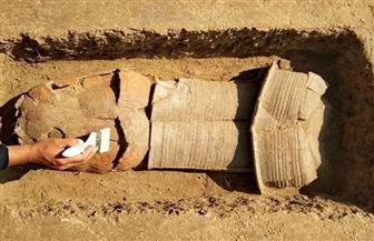 اكتشاف مقبرتين يعود تاريخهما إلى ألفي سنة في جنوب شرقي الصين