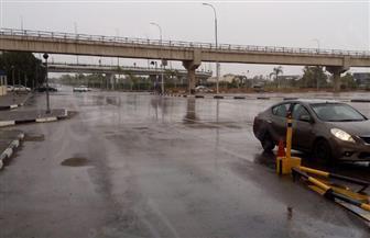 أمطار غزيرة على القاهرة والجيزة.. وغرفة عمليات لمتابعة الطوارئ