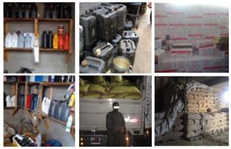 تحرير 39 محضر مخالفات تسعيرة وسلع مغشوشة وفاسدة بأسواق الغربية