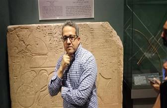 وزير الآثار يصل سوهاج لتفقد الاكتشافات الأثرية الجديدة