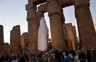 """فتح معابد الأقصر للمواطنين مجانا بالتزامن مع تعامد الشمس على مقصورة """"قدس الأقداس"""""""