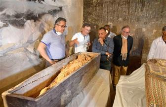 2018 عام حافل للآثار المصرية.. اكتشافات هامة ومتاحف جديدة وتطوير للمواقع الأثرية
