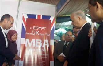 رئيس جامعة الإسكندرية يفتتح ملتقى التوظيف التاسع بكلية العلوم| صور