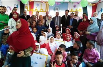 التضامن الاجتماعي بأسيوط ينظم احتفالية اليوم العالمي للطفولة | صور
