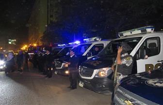 أمن القاهرة يشن حملات ليلية لضبط كل ما يخل بالأمن العام |صور