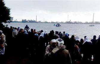 """غرق 5 مواطنين في انقلاب """"معدية البحيرة"""""""