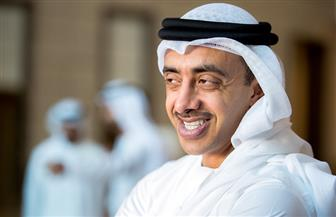 """عبدالله بن زايد يفتتح معرض""""الشيخ زايد وأوروبا.. رحلة"""" في صرح زايد المؤسس"""