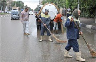 شركتا مياه القاهرة والجيزة تسحبان معداتهما تدريجيا بعد استقرار الأحوال الجوية