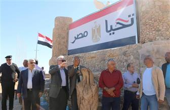 """محافظ جنوب سيناء يتفقد استعدادات شرم الشيخ لمؤتمر """"إفريقيا 2018"""""""