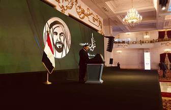 كرم جبر: قادة الإمارات أكملوا مسيرة الخير والعطاء في مجرى العلاقات المصرية